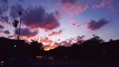 Boulder's gorgeous sunset..
